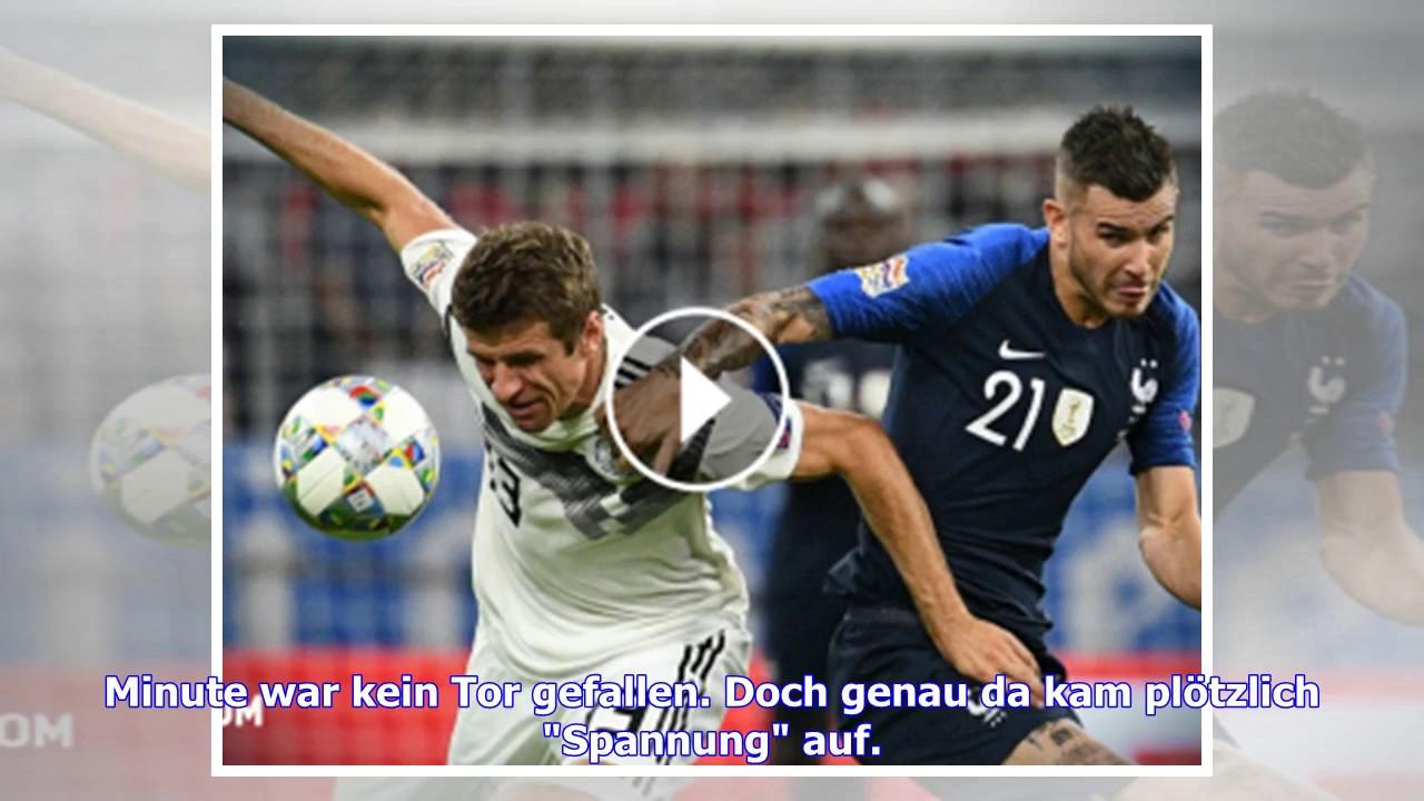 Deutschland Gegen Frankreich Youtube