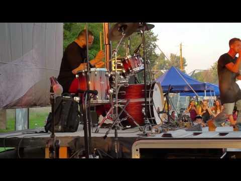 Aaron Battle NF Concert Boise ID. The Drummer KILLS IT!!!