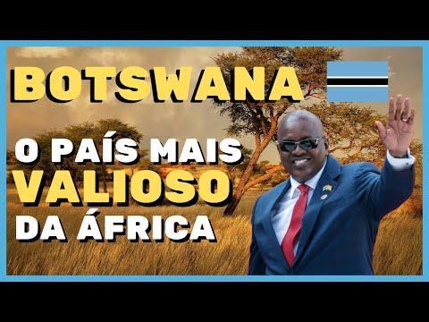 COMO BOTSWANA SE TORNOU UM DOS PAISES MAIS RICOS DA AFRICA?