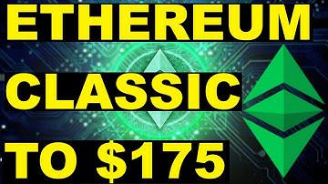 Ethereum Classic to $175 (MASSIVE PROFITS)