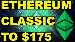 Ethereum Classic to $175 (MASSIVE PROFITS)