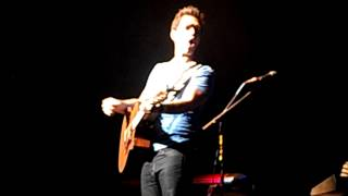 Andy Grammer - Keep Your Head Up (acoustic) - St. Louis - 6/24/12
