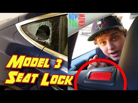 Thieves will Think Twice with Drop lock! | Model 3 Tip of the Week