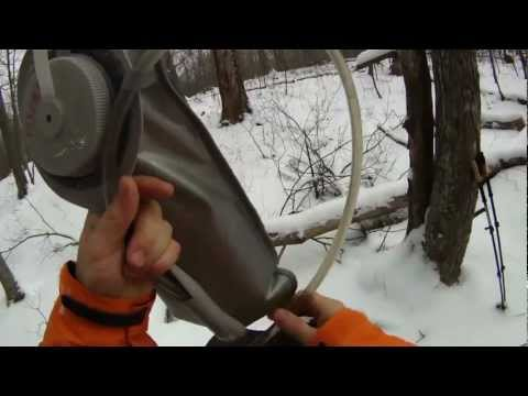 """Frozen Oasis"" Solo Backpacking Adventure - Part 1 of 2"