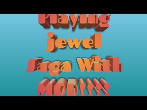 Jewel Saga😂 with Mod diamond #1