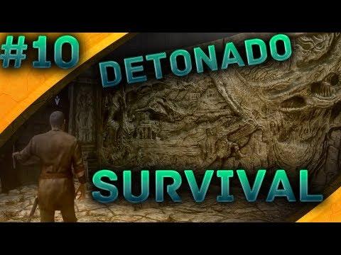 #10 Detonado de SKYRIM SE [LIVE] - Survival Mode -  Estamos chegando no fim!?