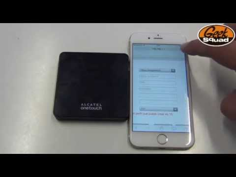 TIP: Cómo configurar el Modem Wifi del Alcatel Y600D