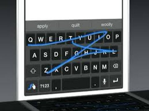 Swype Keyboard For Ios