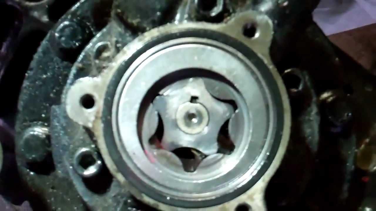 Copeland Compressor Strip
