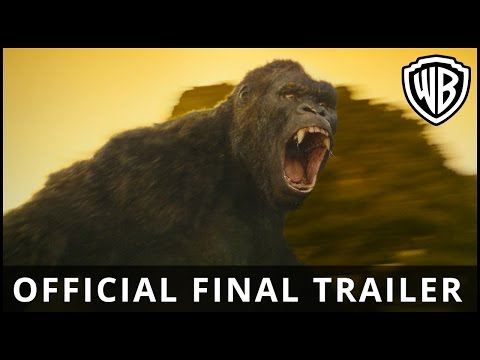 Thumbnail: Kong: Skull Island – Official Final Trailer - Official Warner Bros. UK