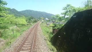 【三陸鉄道南リアス線】イオン臨時列車 吉浜通過