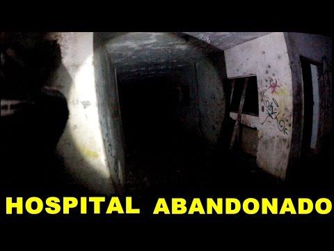 O HOSPITAL ABANDONADO - Caçadores de Lendas (CENAS REAIS)