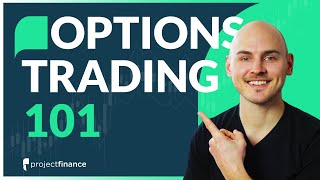 Gambar cover Stock Options Trading 101 [The ULTIMATE Beginner's Guide]