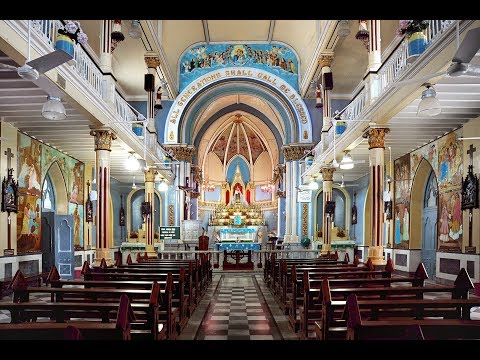 MOUNT MARY CHURCH LIVE   9th NOVENA   SEPTEMBER 9th 2017