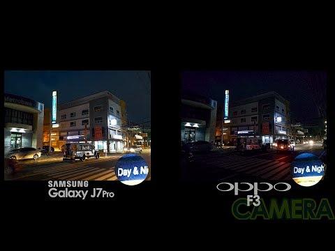Samsung Galaxy J7 Pro vs Oppo F3 - Midrange Smartphone Comparison