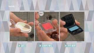 Get it Beauty 2013 Ep 27 Secret Code B Make your own Eye shadow! D I Y Thumbnail