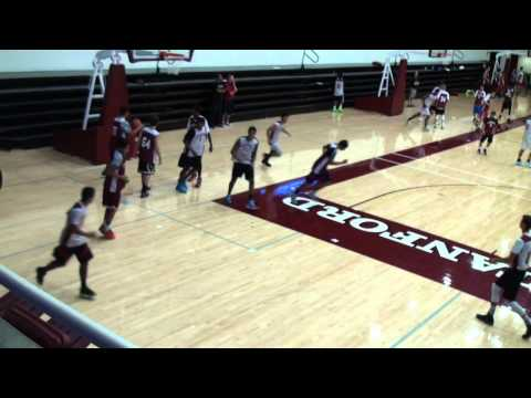 Mark Sui (#55) 2014 Stanford High Potential Camp Highlights