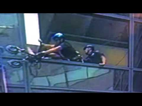 Trump Tower Climber Pulled In By NYPD, Who Grab His Privates
