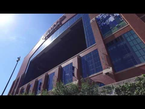 A Trip to Lucas Oil Stadium