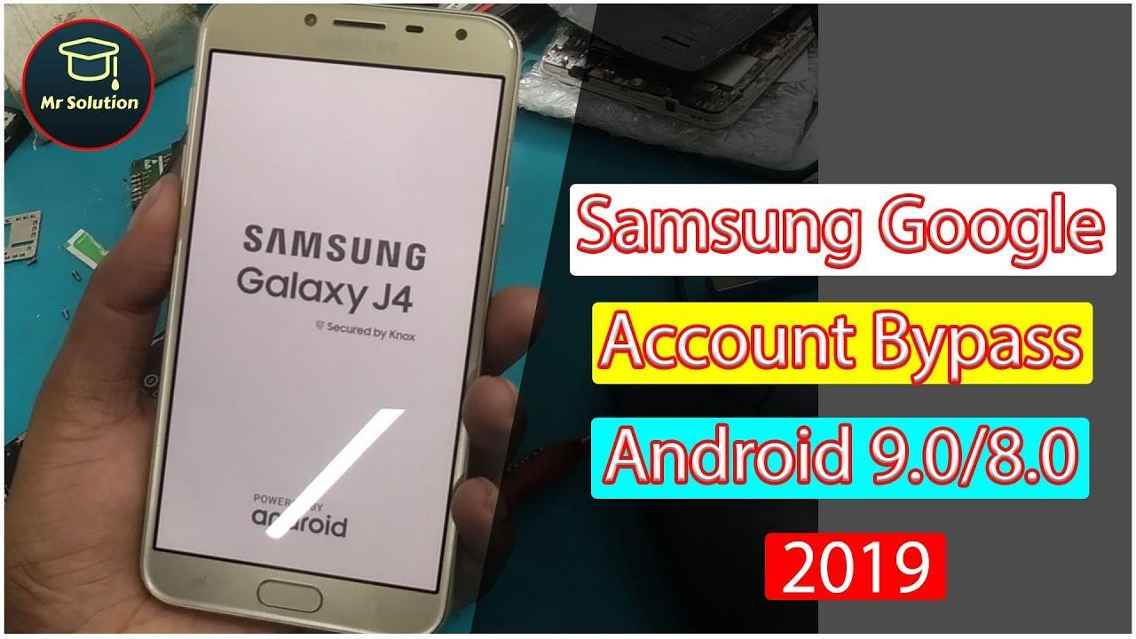 SAMSUNG J400F Google Account Lock FRP BYPASS 2019
