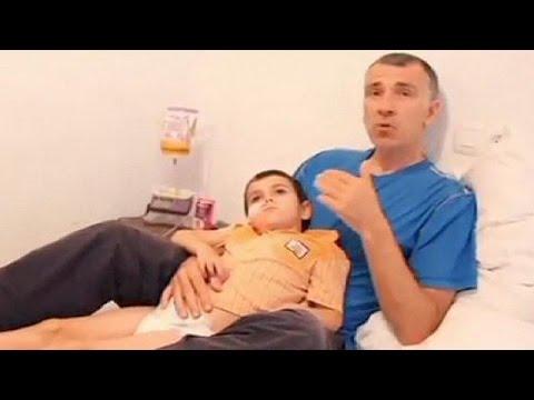 Больного раком британского мальчика разрешили лечить в Праге