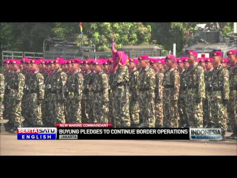 Indonesian Marine Corps Reiterate Commitment to Guarding Far-Flung Borders