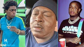 "Miami OG ""Trick Daddy"" speaks on Southside and Kodak Black situation 👀"