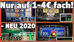 🌞 Spielothek 2020 - Nur auf hohen Einsätzen! mit #MaximalEinsatz - Teil 2/10