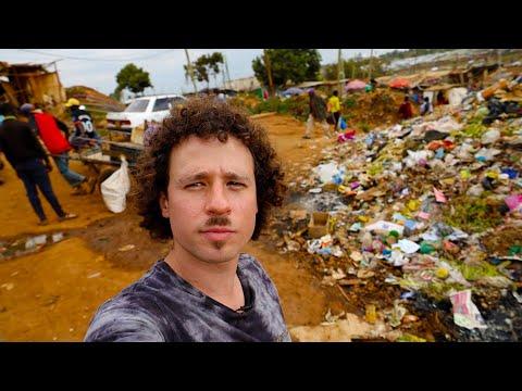 La dura vida dentro del barrio pobre más grande de Africa | Kibera, Kenia