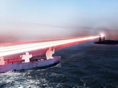 Tesla Laser Weapon System (LaWS) (HD)