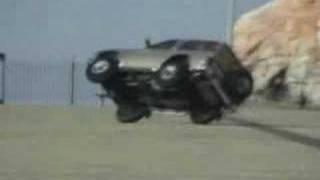 Arabic Stunt in AL-AIN (Hafeet Mountain)
