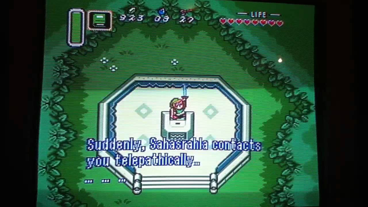 The legend of zelda a link to the past master sword scene hd the legend of zelda a link to the past master sword scene hd aloadofball Choice Image
