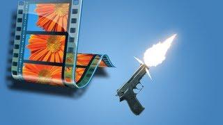 Windows Movie Maker Tutorial | Muzzle Flash