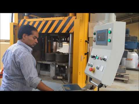 Hydraulic Press - 4 column - CEMATEK