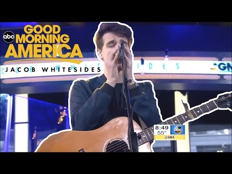 Jacob Whitesides - Secrets LIVE on GMA Good Morning America