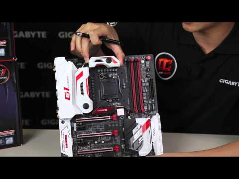 GIGABYTE 100 Series - GA-Z170X-Gaming G1 Unboxing & Overview
