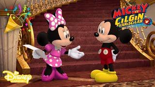 🤗🎊PARTİ HAZIRLIĞI🎉🖖  Mickey ve Çılgın Yarışçılar   Disney Channel Türkiye