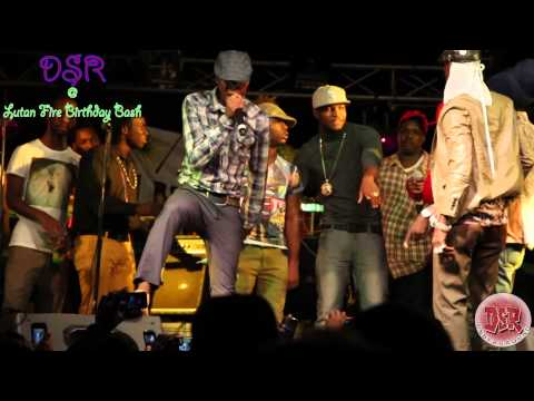 NINJA MAN VS SIZZLA CLASH [FULL]... WISE VS THE EDIOT... DSR UNDERGROUND..... DEC 2013