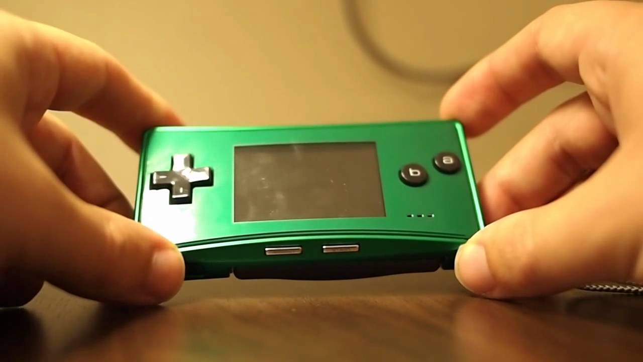 You Can Mount the World Smallest Portable Console