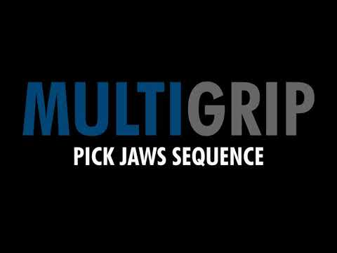 MultiGrip - Pick Jaws Sequence (OD Jaws)