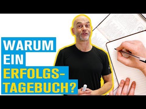 Mehr Erfolg durch Reflektieren, Dankbarkeit und Tagebuch ! from YouTube · Duration:  6 minutes 26 seconds