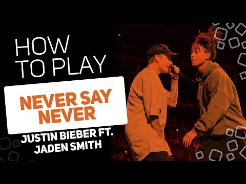 Justin Bieber - Never Say Never Ft. Jaden Smith | SUPER PADS KIT KARATE