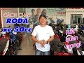 Cách chạy Roda xe 50cc và Những điều cần thiết khi mới mua xe!