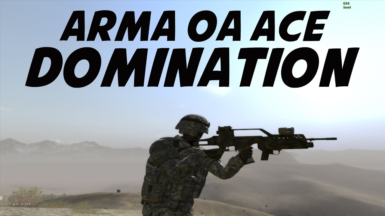 mods Arma domination 2