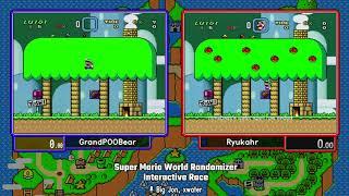 SMW Rando 061618 Interactive Race