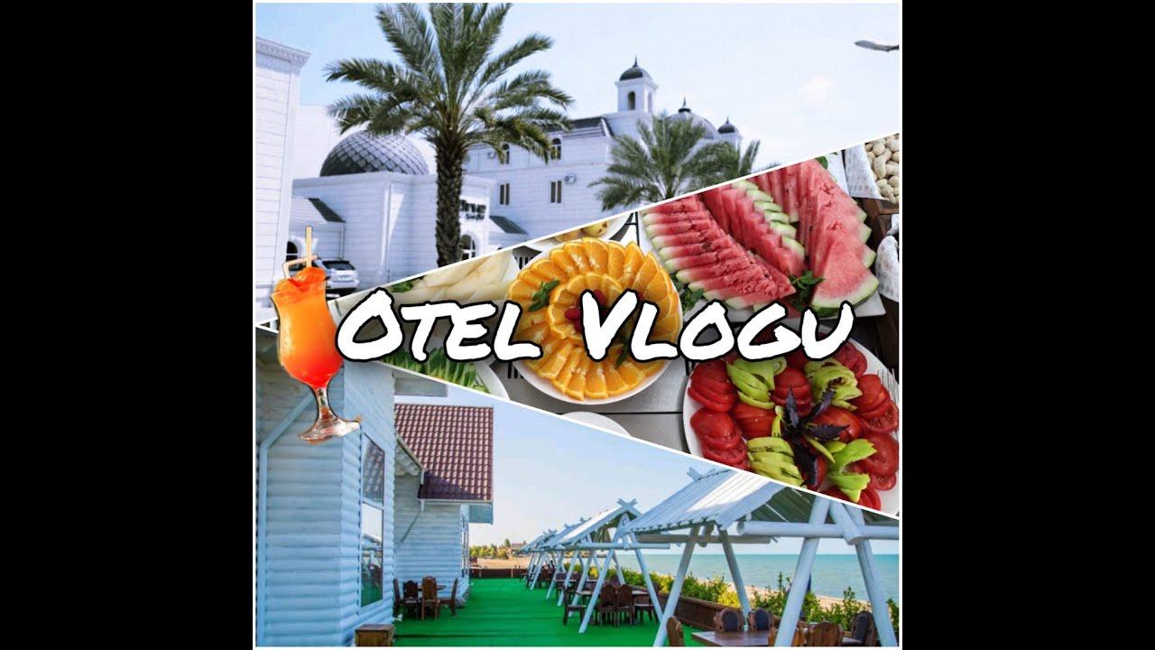Maricel Astara Resort - VLOG | Oteldə bir gün | #VLOG4