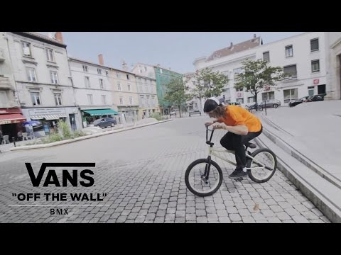 Welcome to the French Pro Team: Anthony Perrin   BMX   VANS