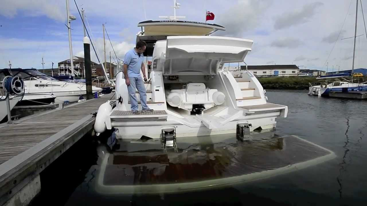 Fairline Targa 62 GT From Motor Boat Amp Yachting YouTube