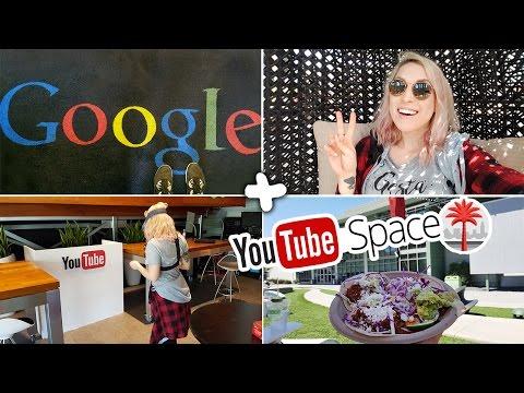 Zwiedzamy Studio dla YouTuberów i biuro Google w Los Angeles! Agnieszka Grzelak Vlog