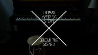 Thomas Wesley Stern x Behind The Scenes